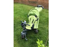 SmarTrike - Light Green - Good Condition
