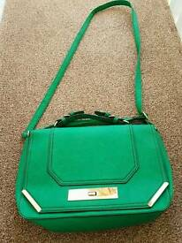 New Look Green Bag