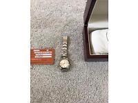 Genuine men's Rolex oysterdate precision