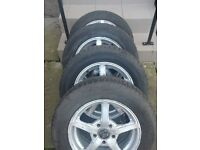 Vw,Audi,Skoda, 15'' alloys