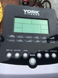 exercise bike - york fitness active 120