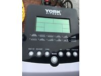 exercise bike - york fitness active 120