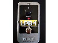 Electro Harmonix LPB-1 Liner Power Booster Pedal
