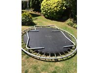 Plum 8 ft trampoline - FREE TO COLLECT