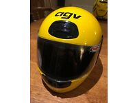 AGV full face motorcycle helmet - Size 60 Large