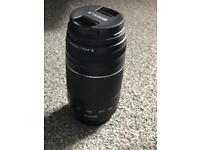 Canon 100d dslr and extras