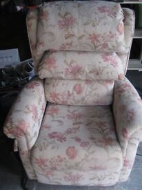 Motorised Electric Armchair in full working order great condition