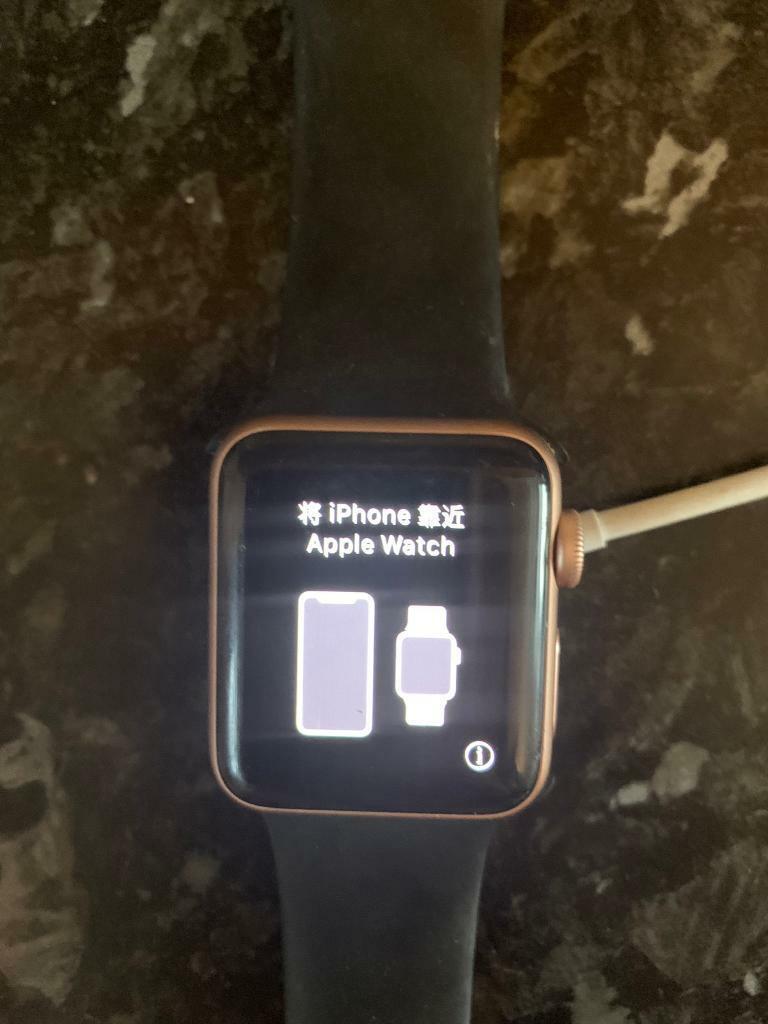 Apple smart watch 3rd generation | in Plymouth, Devon | Gumtree