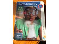 AQA Chemistry AS Level