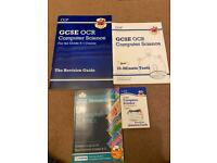 Computer science gcse books and revision cards