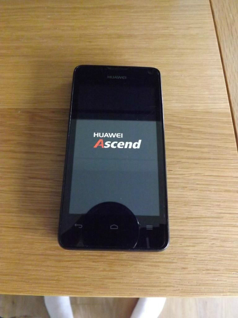 Huawei Ascend Y300 Mobile Phone - Boxed in Great Condition
