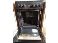 Bush Electric Cooker - Black £100, COLLECTION ONLY, ASAP