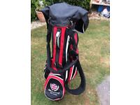 Waterproof Golf Stand/Carry Bag
