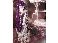Asian bridal lehga