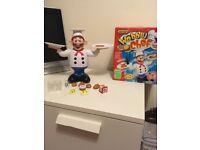Kids Popular Game Wobbly Chef .