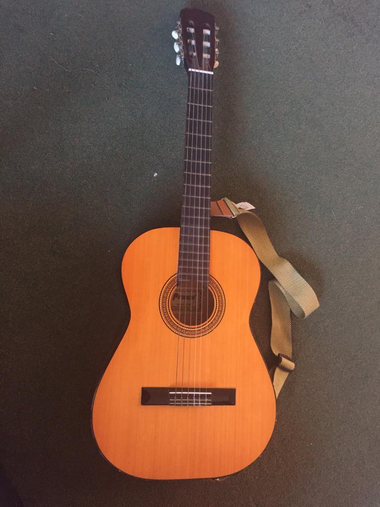 Acoustic guitar Prince C425