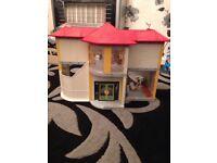 Playmobil school 5923 collectible vgc