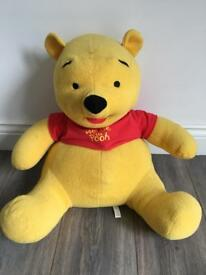 Winnie The Pooh Soft Toy Large