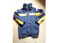 Henri Lloyd offshore jacket. Size: Large & Musto Trousers