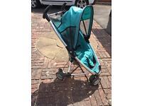 Quinny Zapp Stroller / Buggy / Pushchair