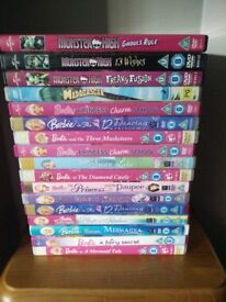 dvds as seen £1 each or all for £15 collect or delivery within Stonehaven