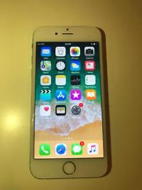 Mint condition iphone 6 16gb gold unlocked with accessories