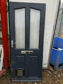 Double glazed external door (#478)