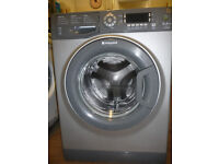 Hotpoint Ultima Washing Machine - Massive 9 KG Load - 1600 RPM