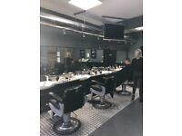 Qualified Barber required, part-time, and holiday cover