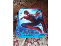 Spiderman lunch box new with tags from next