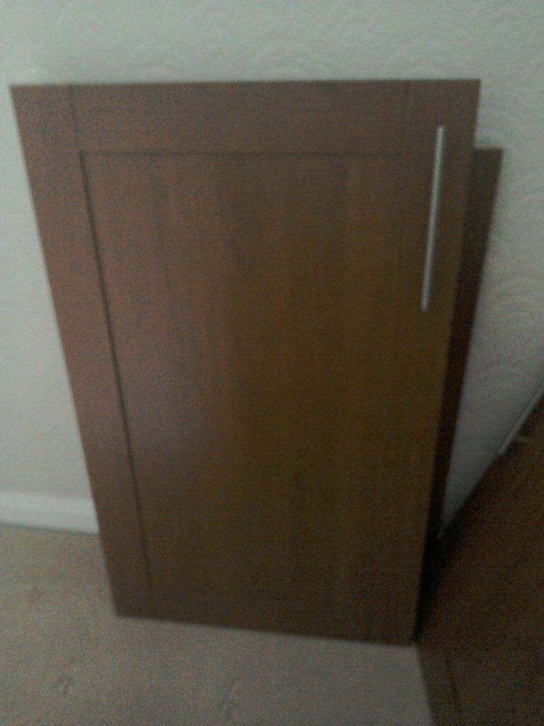 Howden kitchen unit doors shaker style.