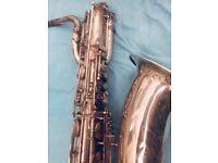 Vintage Wero Baritone Saxophone