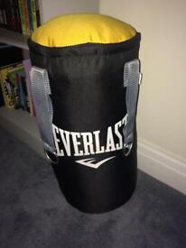 EVERLAST PUNCH BAG WITH GLOVES