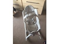 Baby lounger- great for colic