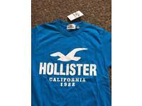 Brand new Boys Hollister T-Shirt Age 12