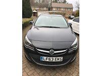 Vauxhall Astra 2.0l SRI CDTI dealer FSH, 1 owner from new
