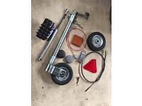 Trailer Parts Wheels Tyres - Replacements For Ifor Williams Nugent Hudson Dale Kane Brian James