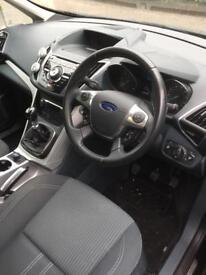 Ford CMAX 2.0 diesel (26000 miles) 61 plate