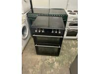 STOVES BLACK 60CM ELECTRIC COOKER IN GOOD CONDITION