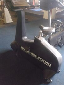 Commercial size gym / exercise machines