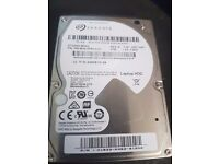 2TB Laptop HDD