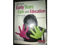 Advanced Early Years Care and Education Textbook