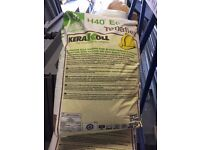 Tenaflex Tile Adhesive H4O Eco 25kg Bags, Brand New still bagged