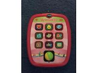 Toy tablet