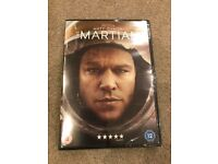 The Martian DVD - Brand New & Sealed