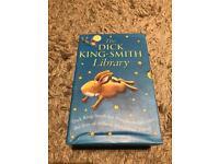 Dick King Smith set of 9 book set