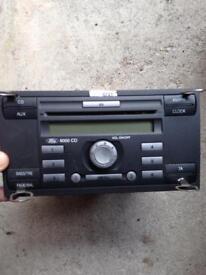 Ford car radio