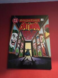 Batman large canvas