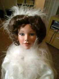 Ashton drake china doll