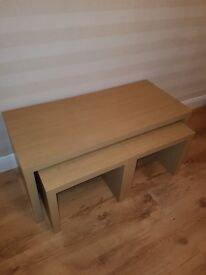 Set of 3 next tables
